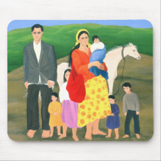 Gipsy Family 1986 Mouse Pad