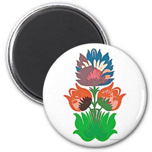 gipsy flower magnet