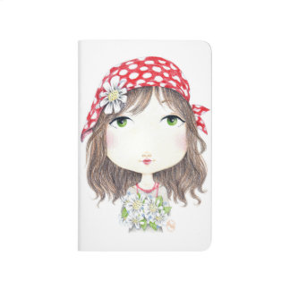 Gipsy Flowers Journal
