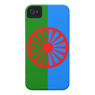 gipsy gypsy community ethnicity flag case