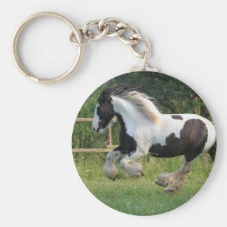 Gipsy horse Keychain