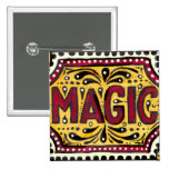 Gipsy Magic Buttons