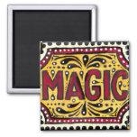 Gipsy Magic Fridge Magnet