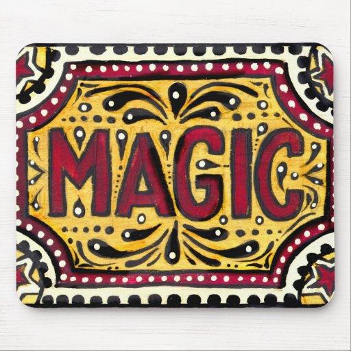 Gipsy Magic Mousepad