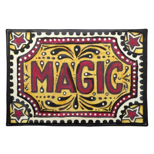 Gipsy Magic Place Mat