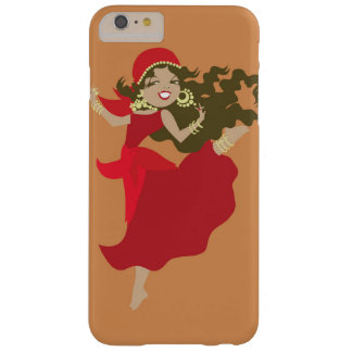 Gipsy pinup dancer barely there iPhone 6 plus case