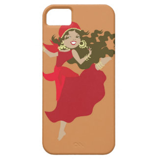 Gipsy pinup dancer iPhone SE/5/5s case