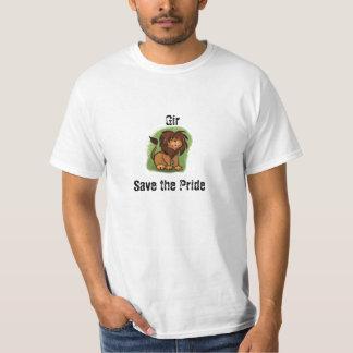 Gir Lion Shirt