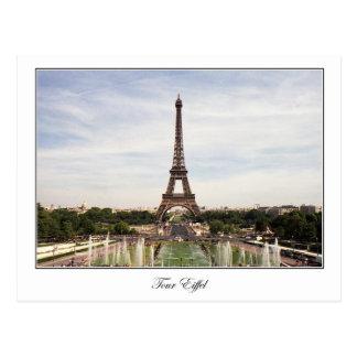 Gira Eiffel Tarjetas Postales