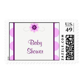 girafee BabyShower stamps