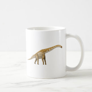 Giraffatitan Classic White Coffee Mug