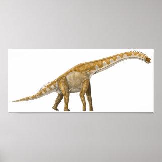 Giraffatitan Poster