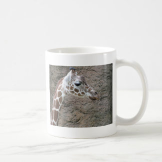 Giraffe 2 coffee mugs