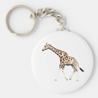 Giraffe 2 keychain