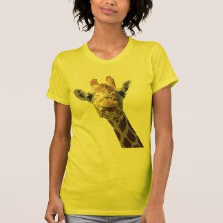 giraffe 3 t-shirts