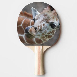 giraffe-94 pala de ping pong