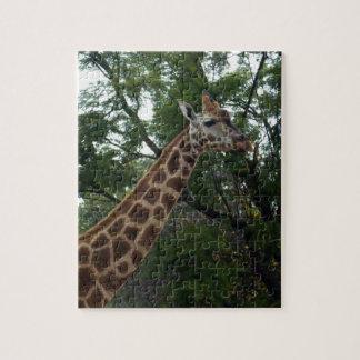 Giraffe_Adventure,_ Jigsaw Puzzle