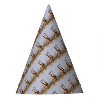 Giraffe Africa Personalize Destiny Destiny'S Party Hat