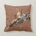 Giraffe American Mojo Pillow