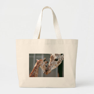 Giraffe and Baby bag