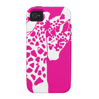 Giraffe and Baby Case-Mate iPhone 4 Covers