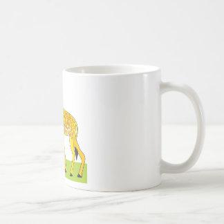 Giraffe and Baby Coffee Mug