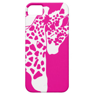 Giraffe and Baby iPhone 5 Cover