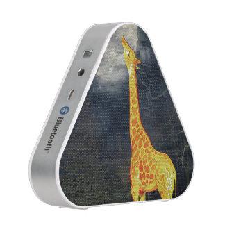 Giraffe and Moon | Bluetooth Pieladium Speakers
