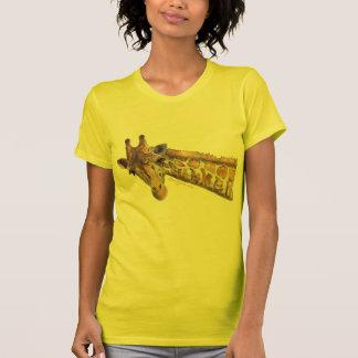 Giraffe Art Summer Camouflage T Shirts