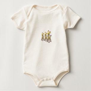 bc3dafb55 Giraffe baby one-zy baby bodysuit