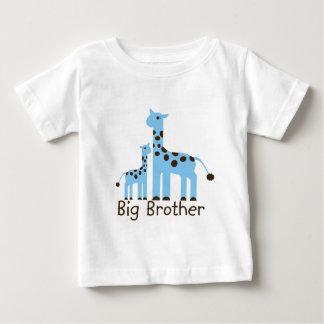 Giraffe Big Brother Baby T-Shirt
