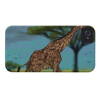 Giraffe Blackberry Case