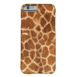 Giraffe Body Fur iPhone 6 case