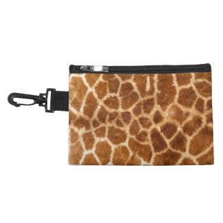 Giraffe Body Fur Skin Case Cover Accessories Bag
