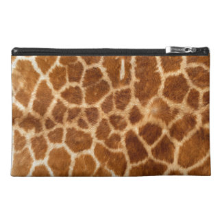 Giraffe Body Fur Skin Case Cover Travel Accessories Bags