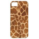 Giraffe Body Fur Skin Case Cover iPhone 5 Cases