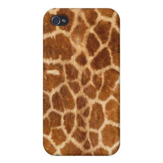 Giraffe Body Fur Skin iPhone4 Case Cover iphone 4