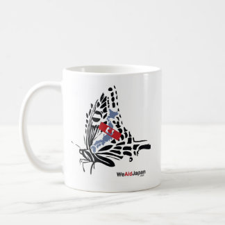 Giraffe&Butterfly Mug キリンと蝶のマグカップ