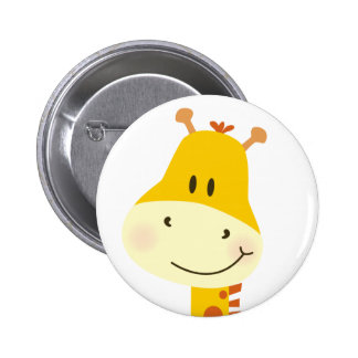 Giraffe Button