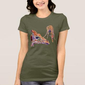 Giraffe Camouflage T-Shirt