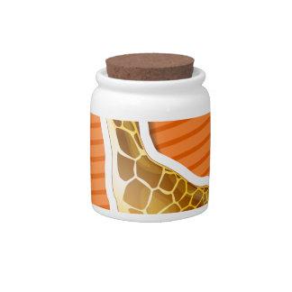 Giraffe Candy Dish