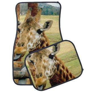 Giraffe Car Mats Floor Mat