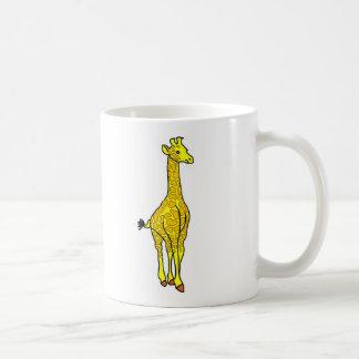 Giraffe Coffee Mug