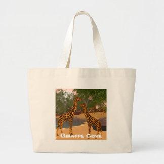Giraffe Cove Bag