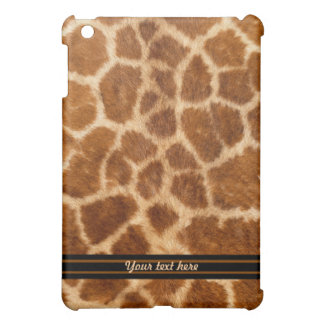 Giraffe Cover For The iPad Mini