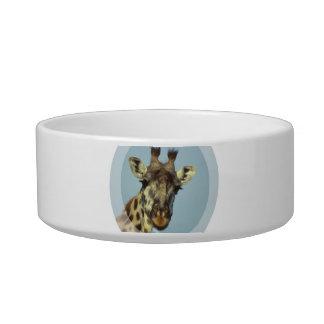 Giraffe Design Pet Bowl