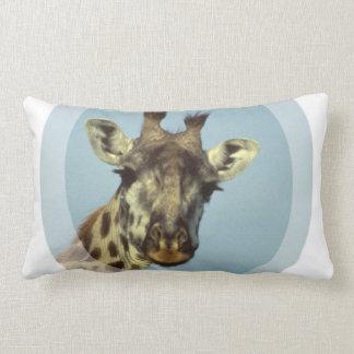 Giraffe Design Pillow