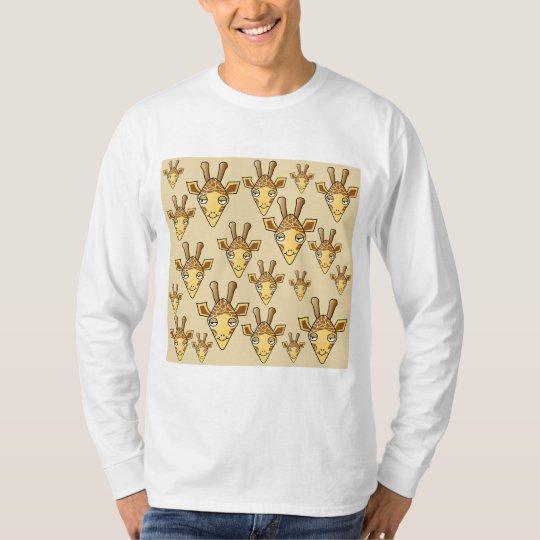 Giraffe Design. T-Shirt