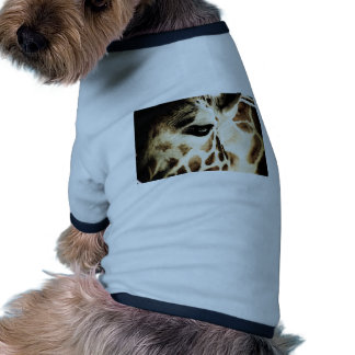 Giraffe Doggie Tshirt