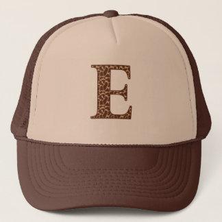 Giraffe E Trucker Hat